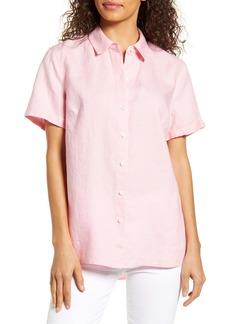 Tommy Bahama Coastalina Short Sleeve Linen Shirt