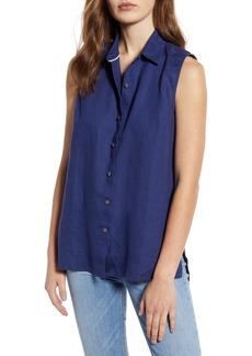 Tommy Bahama Coastalina Sleeveless Button Up Shirt