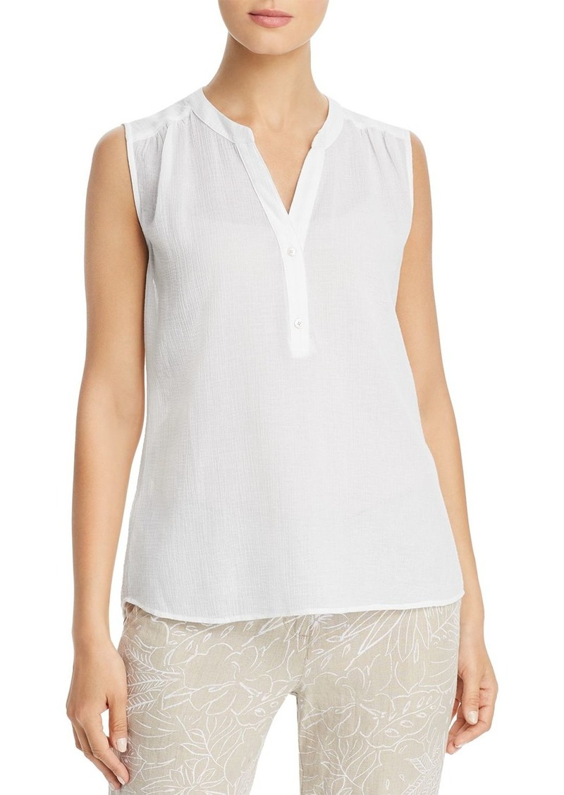 Tommy Bahama Coastview Sleeveless Gauze Top