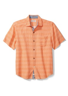 Tommy Bahama Coconut Point Short Sleeve Button-Up Shirt (Big & Tall)
