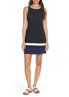 Tommy Bahama Colorblock Cover-Up Spa Dress