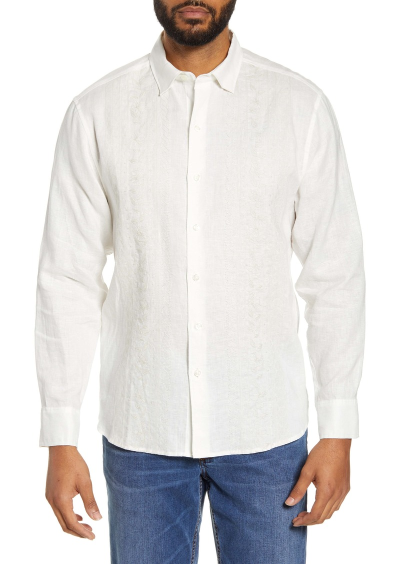 Tommy Bahama Continental Linen Shirt