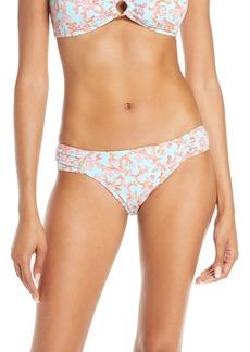 Tommy Bahama Coral Cabana Reversible Hipster Bikini Bottoms