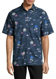 Tommy Bahama Costa Breeze Short-Sleeve Shirt