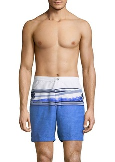 Tommy Bahama Costa Ohana Highway Swim Trunks