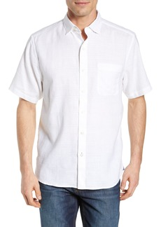 Tommy Bahama Costa Tautira Linen Blend Sport Shirt
