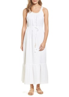 Tommy Bahama Cotton Voile Maxi Dress