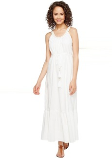 Tommy Bahama Cotton Voile Maxi Sundress