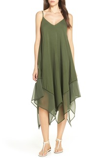 Tommy Bahama Cover-Up Scarf Dress