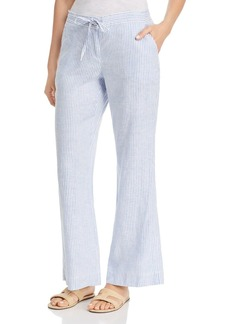 Tommy Bahama Crystalline Waters Striped Linen Pants