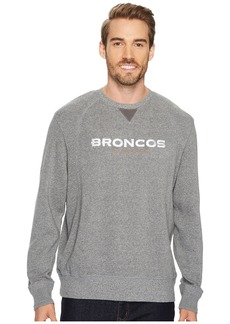 Tommy Bahama Denver Broncos NFL Stitch of Liberty Crew Sweatshirt