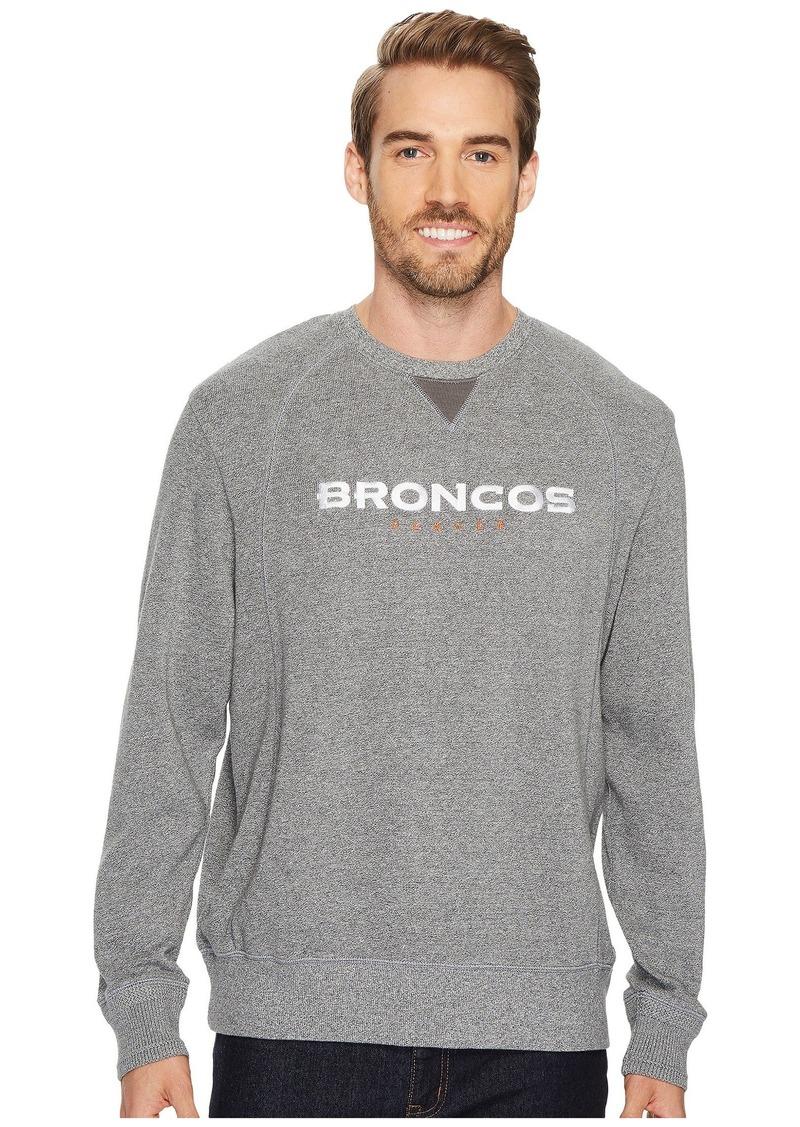 best service 642af b8941 Denver Broncos NFL Stitch of Liberty Crew Sweatshirt