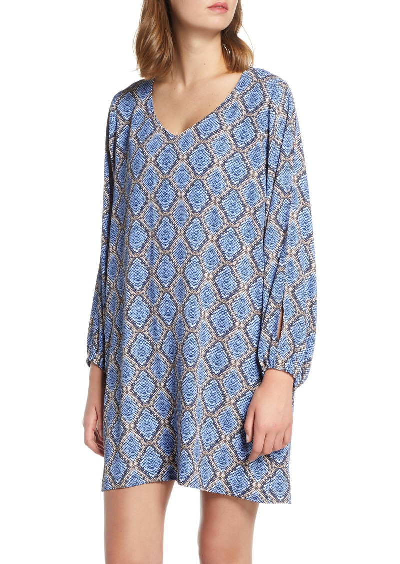 Tommy Bahama Desert Python Cover-Up Dress