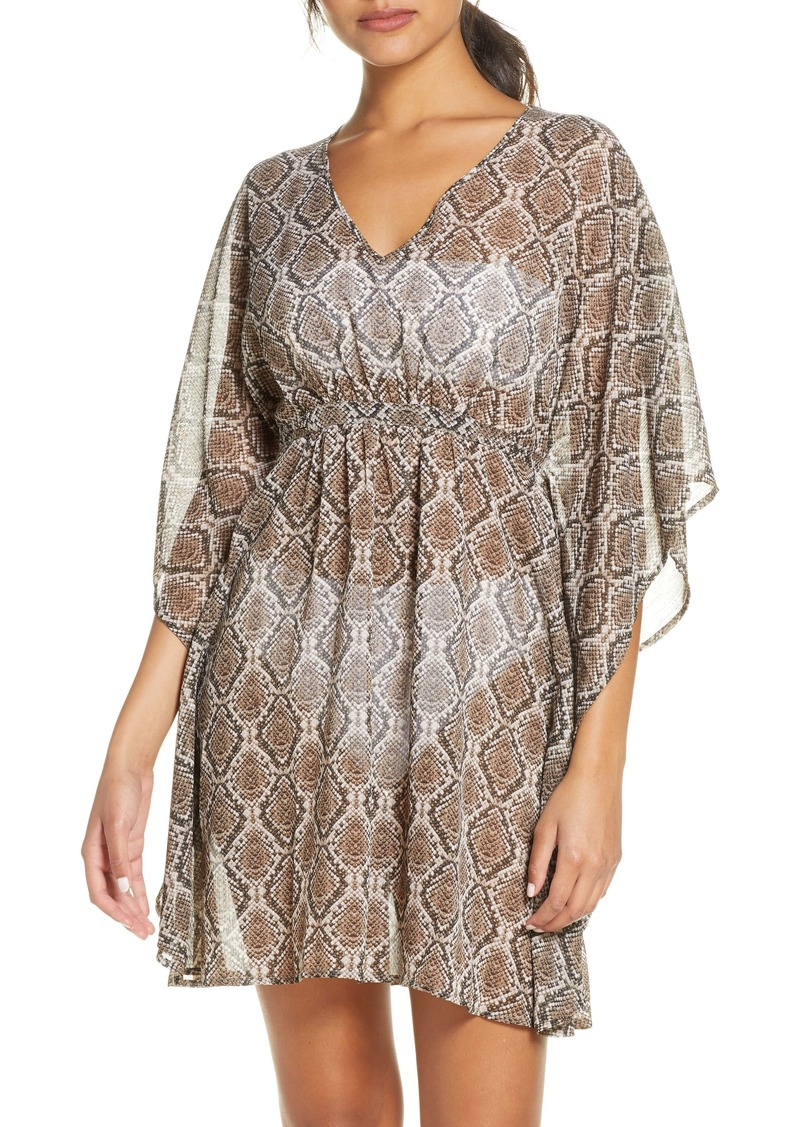 Tommy Bahama Desert Python Cover-Up Tunic
