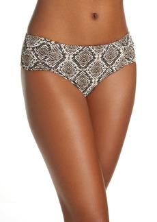 Tommy Bahama Desert Python Reversible Bikini Bottoms