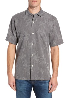 Tommy Bahama Digital Palms Silk Sport Shirt