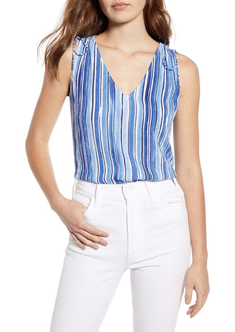 Tommy Bahama Divine Lines Sleeveless Top