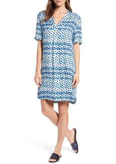 Tommy Bahama Dot Matrix Shift Dress