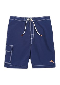 Tommy Bahama Drawcord Swim Trunks