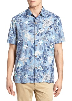 Tommy Bahama El Medano Jungle Silk Camp Shirt