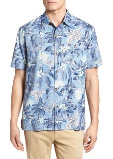Tommy Bahama El Medano Jungle Silk Camp Shirt