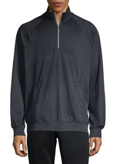 Tommy Bahama Elite Pro Half-Zip Top