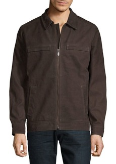 Tommy Bahama Elliot Bay Leather Jacket