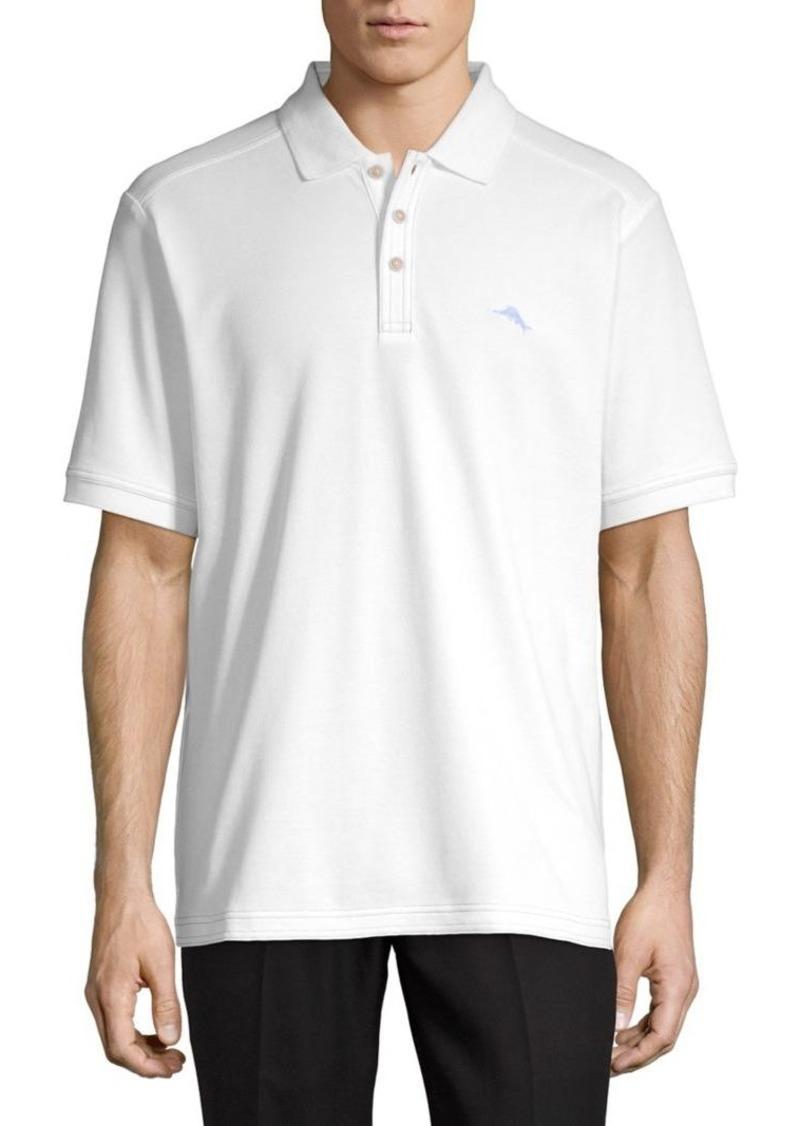 Tommy Bahama Emfielder 2.0 Short-Sleeve Polo