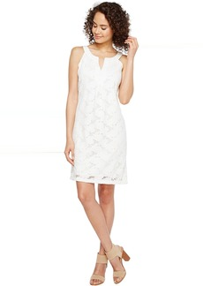 Tommy Bahama Eyelet Short Shift Dress