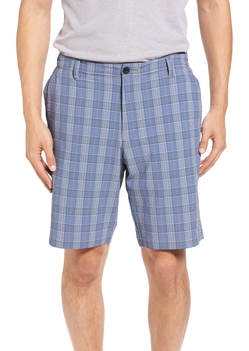 Tommy Bahama Tommy Bahama Fairway Plaid Seersucker Shorts