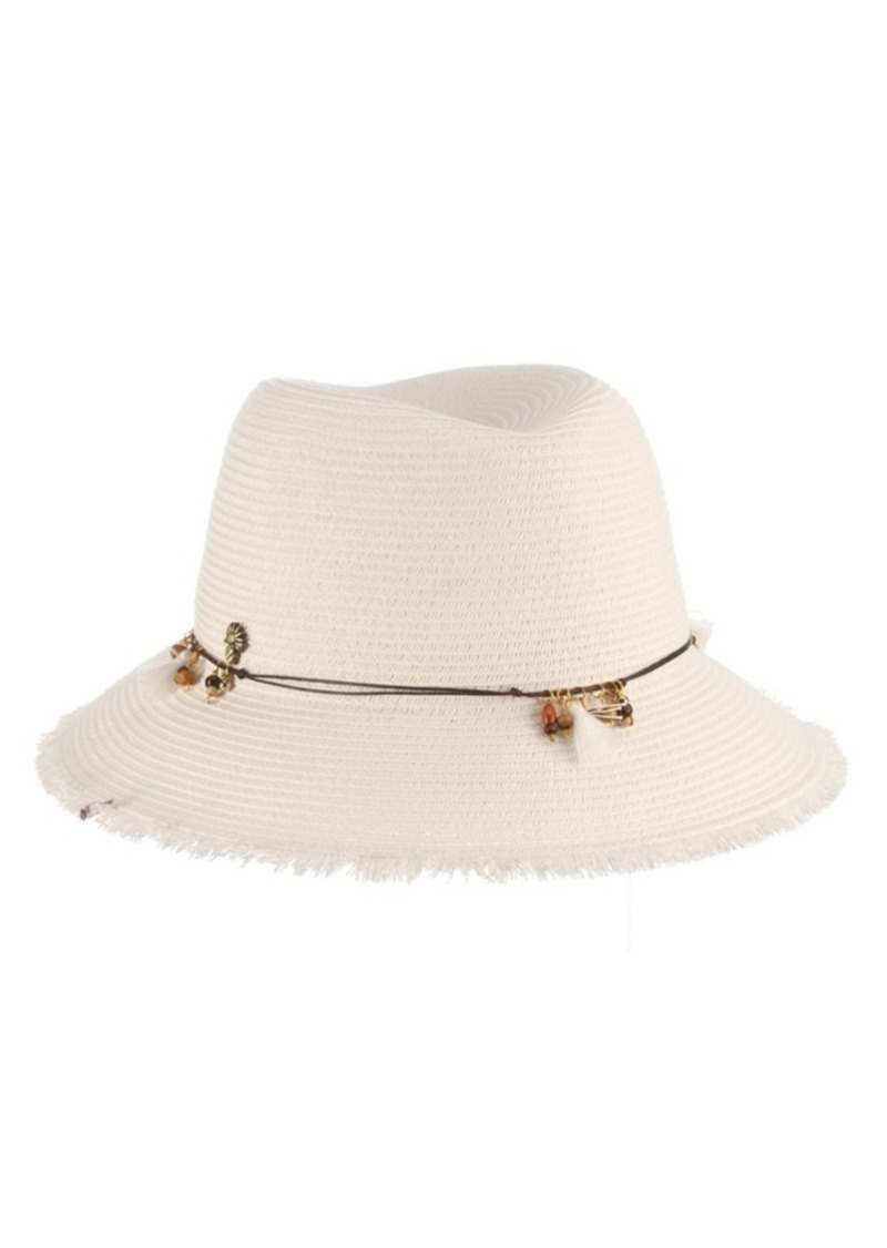 Tommy Bahama Fedora with Charms