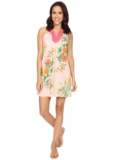 Tommy Bahama Feuillage Sleeveless Dress