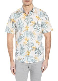 Tommy Bahama Fiesta Fronds Seersucker Sport Shirt