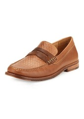 Tommy Bahama Filbert Woven Leather Driver