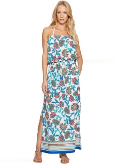 Tommy Bahama Fira Floral Maxi Dress Cover-Up
