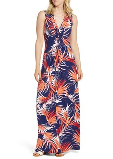 Tommy Bahama Firework Fronds Maxi Dress