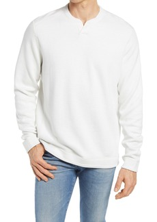 Tommy Bahama Flipshore Abaco IslandZone® Reversible Notch Neck Men's Sweatshirt