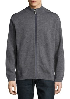 Tommy Bahama Flipsider Reversible Full Zip Jacket