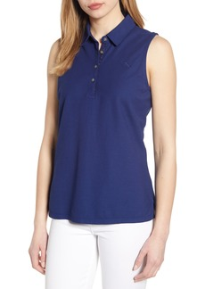 Tommy Bahama Flora Dei Marmi Sleeveless Cotton Polo
