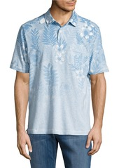 TOMMY BAHAMA Floral Fade Polo
