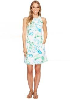 Tommy Bahama Florals Falling Sleeveless Short Dress