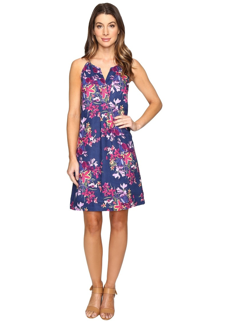 Tommy Bahama Floria Florals Linen Shift Dress