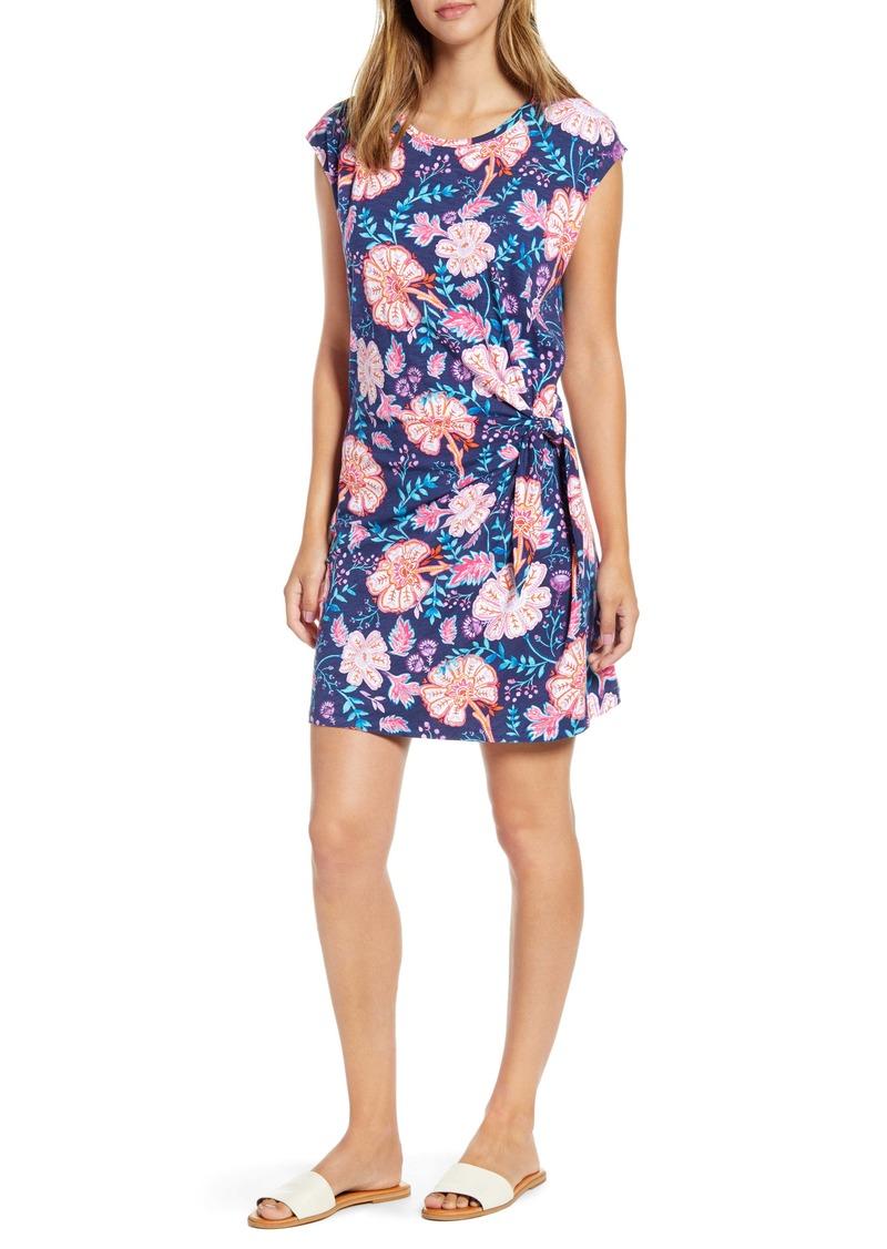 Tommy Bahama Flowers of India T-Shirt Dress