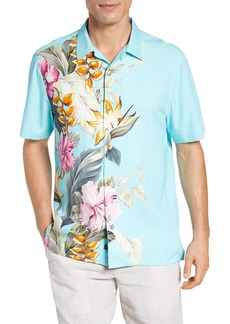 Tommy Bahama Garden of Hope & Courage Silk Sport Shirt