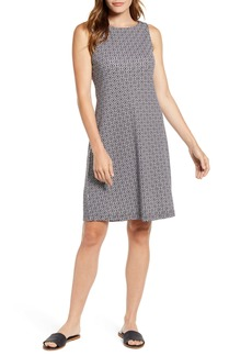 Tommy Bahama Geo Breezy Sleeveless Shift Dress