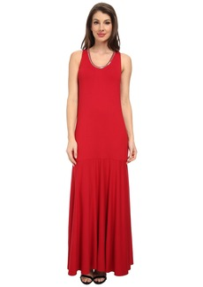 Tommy Bahama Gower Jersey Long Dress
