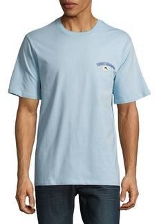 Tommy Bahama Grate Outdoors Backscreen Graphic Tee
