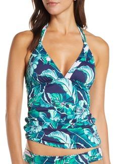 Tommy Bahama Halter Swim Top