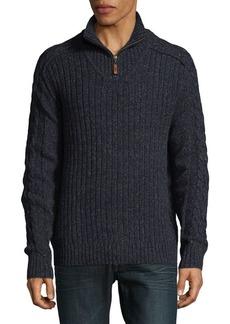 Tommy Bahama Hamada Merino Wool Sweater