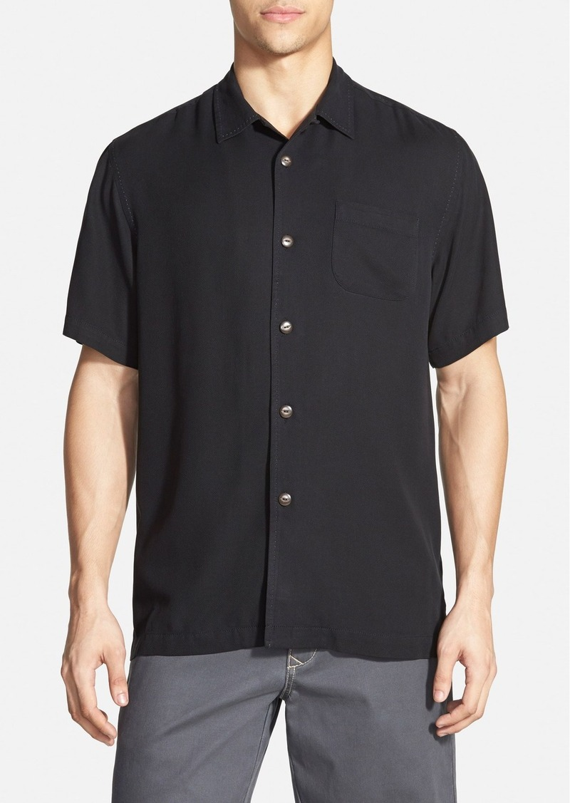 Tommy bahama tommy bahama 39 hamilton 39 island modern fit for Tommy bahama embroidered silk camp shirt